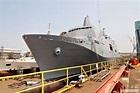台海軍情》萬噸兩棲船塢運輸艦下週二下水典禮 命名「玉山」軍艦 - 政治 - 自由時報電子報