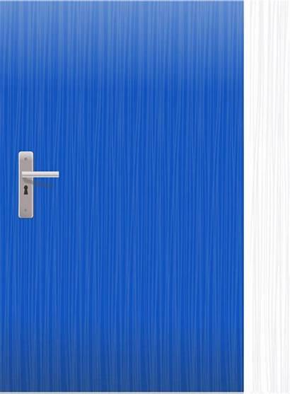 Door Clip Clipart Pink Rectangle Vector Wooden