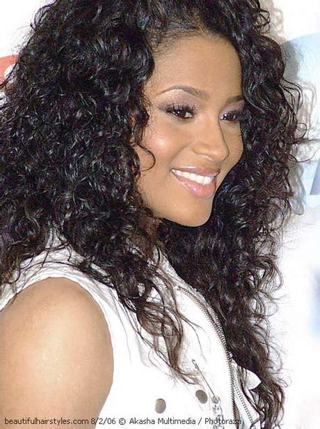Ciara Curly Hairstyles by Ciara Hairstyles