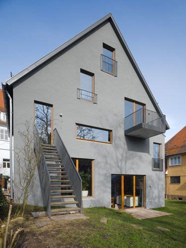 Moderne Häuser Leipzig by Naumann Architektur Houses In 2019