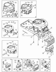 Mtd 13ad771g731  2006  Parts Diagram For Engine Accessories