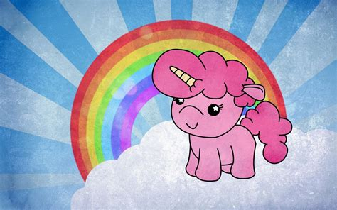 Pink Fluffy Unicorns Wallpapers ·① WallpaperTag