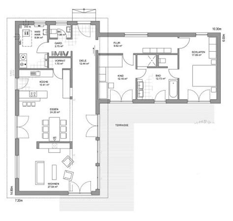 1000 ideas about bungalow bauen on grundriss bungalow winkelbungalow and