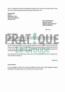 Resiliation Contrat Auto : lettre de r siliation garantie change 24 ~ Gottalentnigeria.com Avis de Voitures