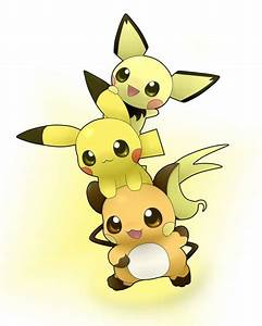 anime chibi pikachu - Google Search | pokemon | Pinterest ...