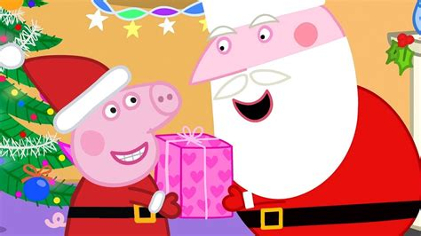 Peppa Pig Full Episodes 🎄christmas Special 🎅santa's Grotto
