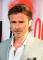 Sam Trammell looked handsome as always as he arrived in ...