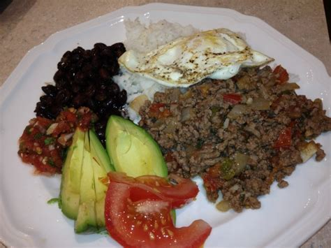 carne picada spicy ground beef recipe foodcom