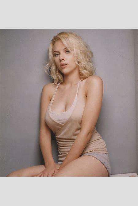 Scarlett Johansson Joins L'Oreal Celebu-Campaign