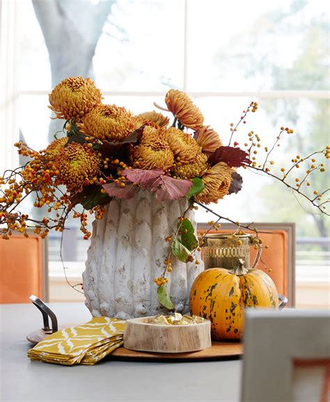 Festive Fall Tables by Festive Fall Tables Traditional Home