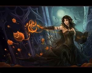 Schöne Halloween Bilder : 1001 ideen f r halloween bilder zur passenden stimmung ~ Watch28wear.com Haus und Dekorationen
