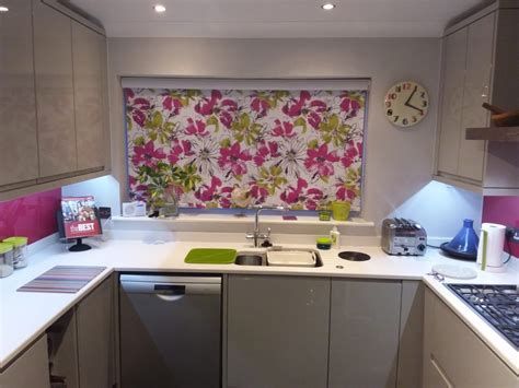 kitchen roller blinds fitted   norwich home