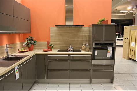 Nobiliamusterküche Moderne Lackfront Kombiniert Mit