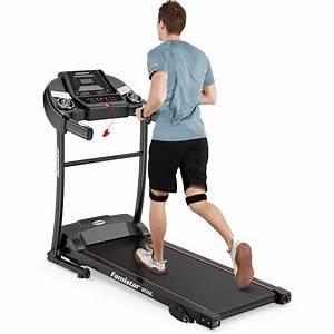 Famistar Electric Folding Treadmill W500c Manual Incline