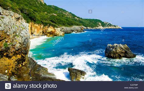Mylopotamos Beach Pelion Greece Beach Of Mylopotamos