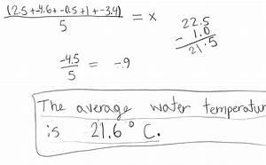 Monitoring Water Temperatures