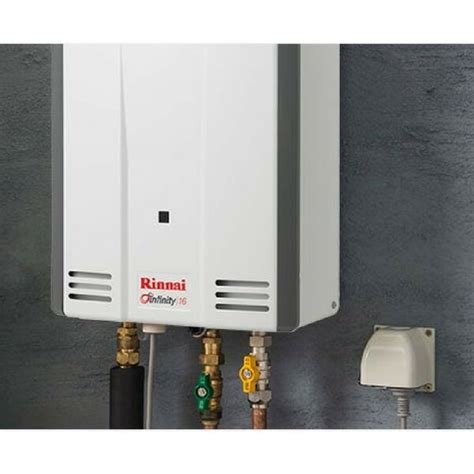 Rinnai Infinity 16 Hot Water Unit Lp Gas Plumbingsales