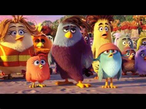 Garry the Angry Birds 2 Movie Images