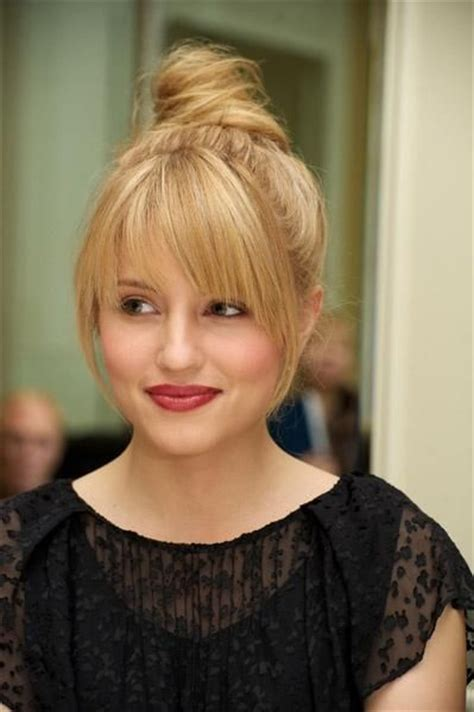 different styles of bangs for hair types of bangs herinterest 8623