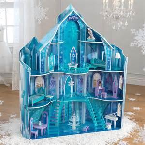 KidKraft Dollhouse Mansion Disney Frozen Snowflake