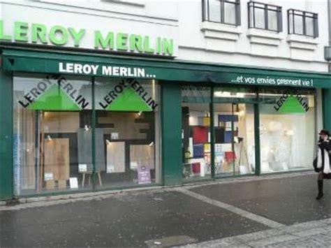 leroy merlin maubeuge adresse beaubourg magasin de bricolage outillage jardinage d 233 coration leroy merlin