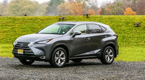 Lexus Nx 300 Review Why It's A Bestselling Suv Extremetech