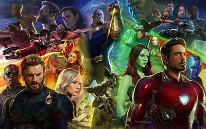 Avengers Infinity War Wallpapers Background Cave Wallpapertag