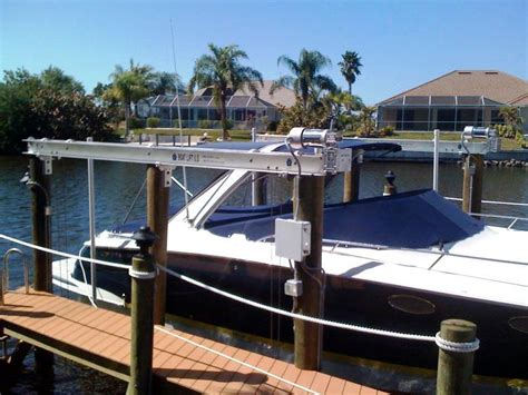 Boat Lifts For Sale by Cradle Boat Lifts For Sale Boat Lift U S