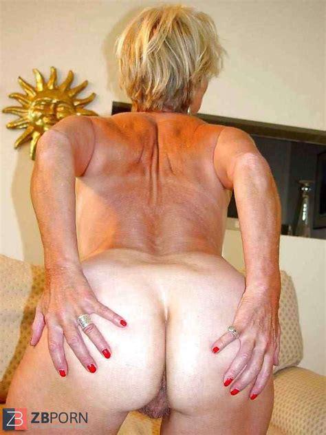 Beautiful Platinum Blonde Mature Justine Posing By Darkko
