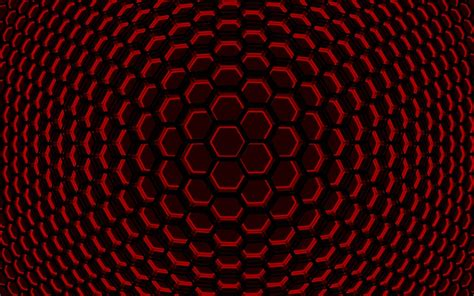 Abstract Black Texture Background Hexagon by Hexagon Texture Wallpaper Wallpaper Wide Hd