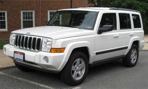 types of jeeps 2016 file jeep commander jpg wikimedia commons