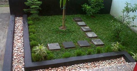 desain taman minimalis  rumah  desain properti