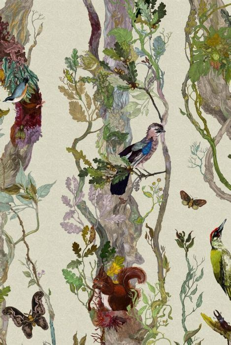 timorous beasties contemporary fabrics wallpapers