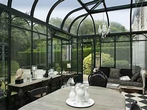 Veranda Style Atelier : veranda facon atelier ~ Melissatoandfro.com Idées de Décoration