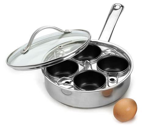 rsvp endurance  egg poacher set cutlery