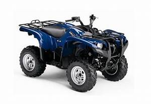 Yamaha Grizzly 700 Service Manual Repair 2007