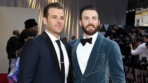 Chris Evans' Brother Tweets After Accidental Leak of Nude ...
