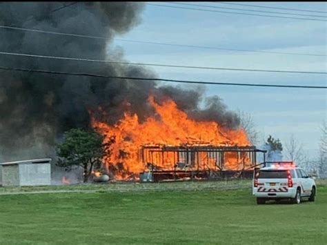 Baldwinsville home destroyed by massive fire on Wednesday ...