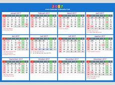 Kalender Indonesia Online 2017