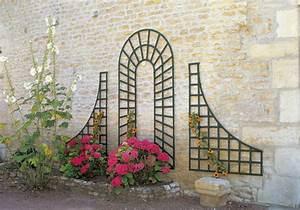 Enrichir la decoration de son jardin avec du treillage for Trompe l oeil exterieur jardin 2 enrichir la decoration de son jardin avec du treillage