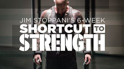 Jim Stoppani Shortcut to Strength