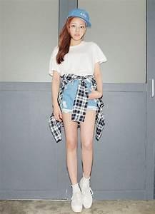 Korean Girl Style Swag