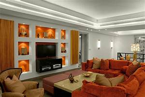 15, Ways, To, Beautify, Your, Home, With, Illuminated, Wall, Niches