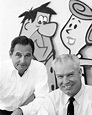 Joe Barbera & Bill Hanna (With images) | Hanna barbera ...