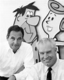 Joe Barbera & Bill Hanna (With images)   Hanna barbera ...
