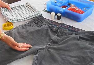 Nähen Aus Alten Jeans : diy einfache tasche n hen aus einer alten jeans f r n hanf nger stoff pinterest diy and ~ Frokenaadalensverden.com Haus und Dekorationen