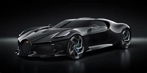 Bugatti verplettert met deze batmobile het record voor duurste auto