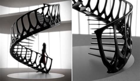 Vertebrae Treppe Andrew Mcconnellwalfischknochen Vertebrae Treppe by 50 Best Staircase Design Ideas For Modern Homes