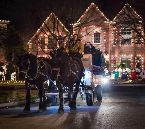 christmas lights plano tx deerfield christmas lights 2016 plano magazine