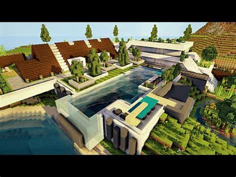minecraft map maison moderne minecraft maison moderne conceptuelle 2 2